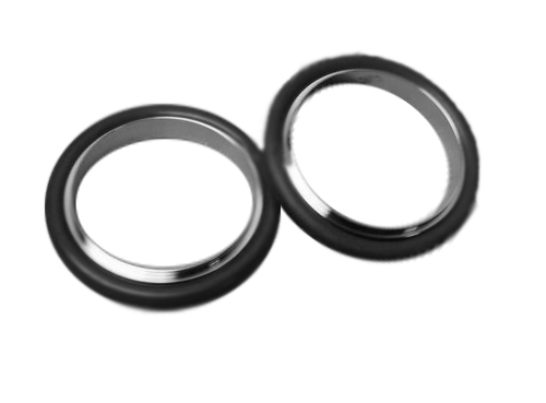 NW40 Centering Ring 304 Stainless Steel With Buna-N Oring
