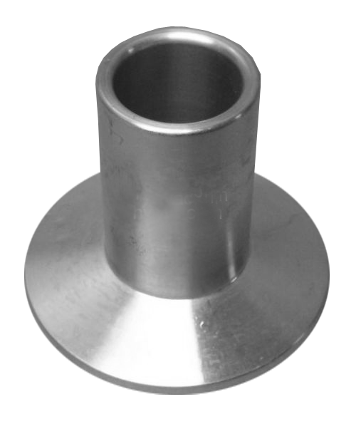 "NW50 X .750"" Hose Fitting 304 Stainless Steel (3/4"" OD)"