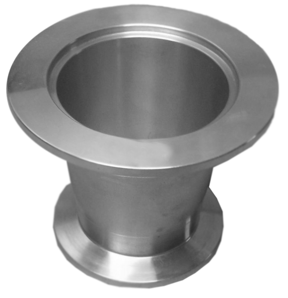 NW40 TO NW50 Conical Adapter Aluminum