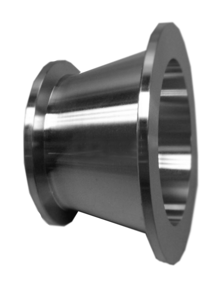 NW40 TO NW50 Conical Adapter 304 Stainless Steel