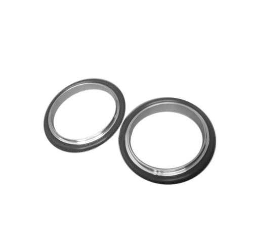 NW50 Centering Ring 304 Stainless Steel With Silicone Oring