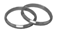 NW50 Centering Ring Aluminum With NO Oring - Chemtech Scientific