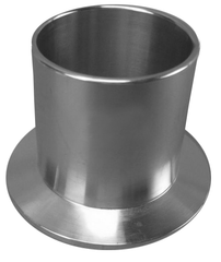 "NW50 X 1.250"" Hose Fitting 304 Stainless Steel (1 1/4"" OD) - Chemtech Scientific"