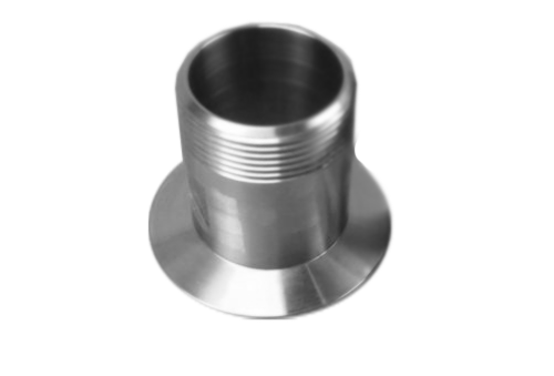 "NW50 X 1.500"" Male National Pipe Tap (MNPT) Aluminum (1 1/2"" NPT)"