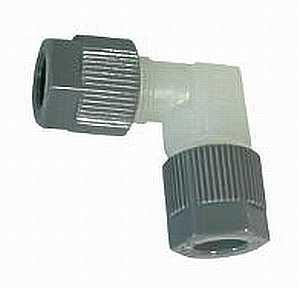 Welch-Ilmvac 829983 Elbow Screw Adapter for WelchNet Titan System