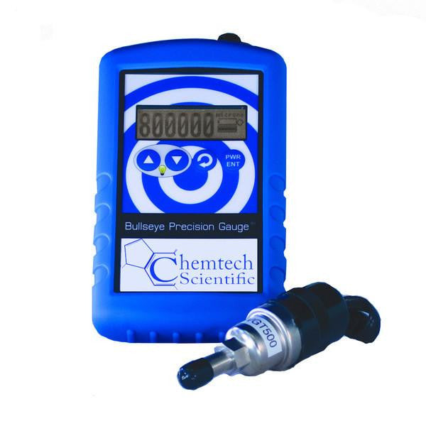 Chemtech Scientific Bullseye Full Range Vacuum Gauge