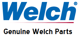 Welch 1407K-25 Pump Oil, 55 Gallons