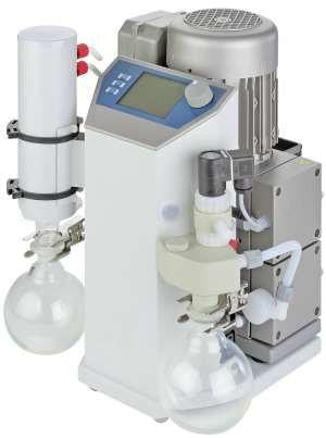 Welch-Ilmvac 2120 Variable Speed Evaporator Auto Sensing Vacuum System