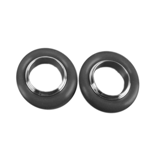 NW16 Centering Ring 304 Stainless Steel Silicone Oring