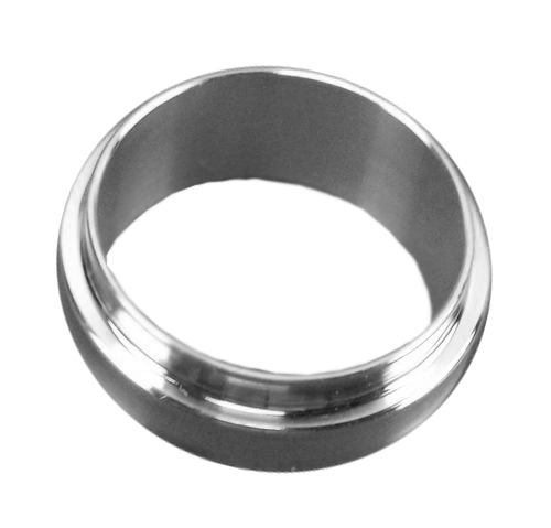 NW16 Centering Ring Aluminum No Oring