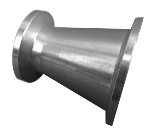 NW25 TO NW16 Conical Adapter 304 Stainless Steel