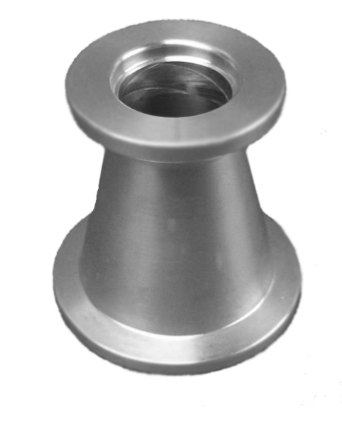 NW40 TO NW25 Conical Adapter 304 Stainless Steel