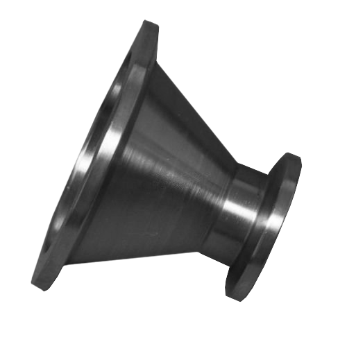 NW40 TO NW25 Conical Adapter Aluminum - Chemtech Scientific