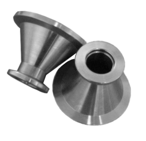 NW40 TO NW16 Conical Adapter Aluminum