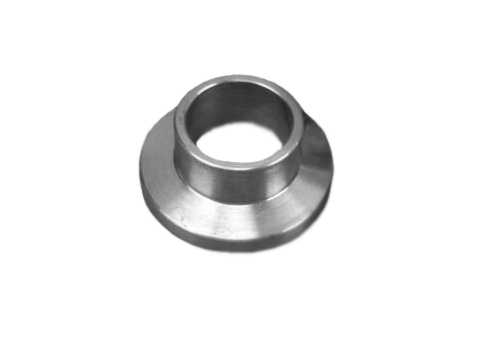 "NW16 Weld Stub,Flange 3/4"" OD 304 Stainless Steel Accepts 3/4"" Tubing"