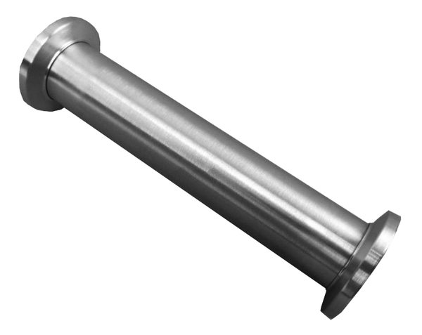 "NW16 X Nw16 12.00"" Long Nipple 304 Stainless Steel"