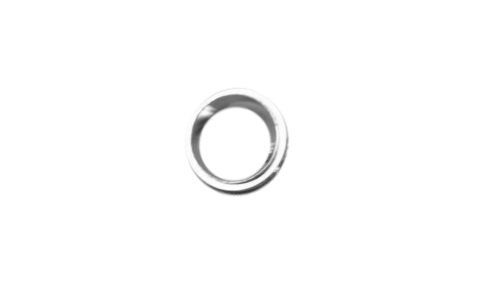 NW25 Centering Ring Aluminum With NO Oring - Chemtech Scientific