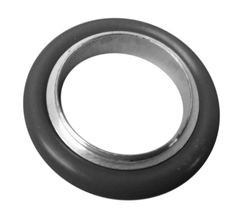 NW25 Centering Ring 304 Stainless Steel With Silicone Oring - Chemtech Scientific