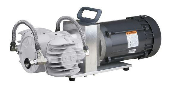 Welch 2085W-01 Diaphragm Vacuum Pump with Explosion Proof Motor