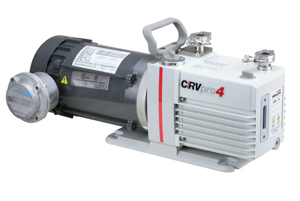 Welch CRVpro4 Vacuum Pump With Explosion Proof Motor cUL