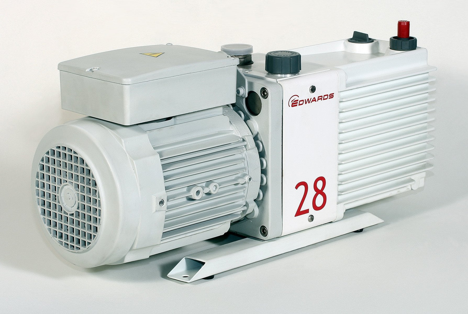Edwards E2M28 Vacuum Pump, 115/200-230 V, 1-ph, 50/60 Hz with IEC60320 connector fitted A37317984 - Chemtech Scientific