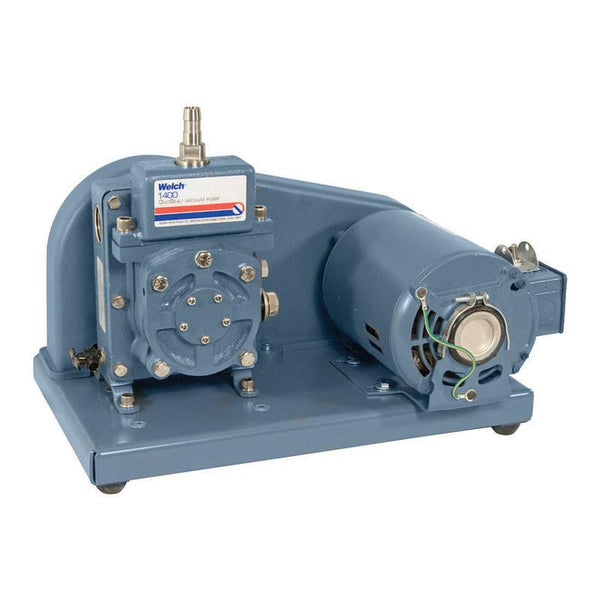 Oil sealed rotary vane pump