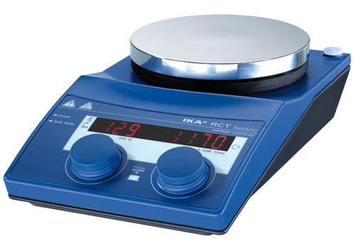 IKA Magnetic Stirrer RCT Basic