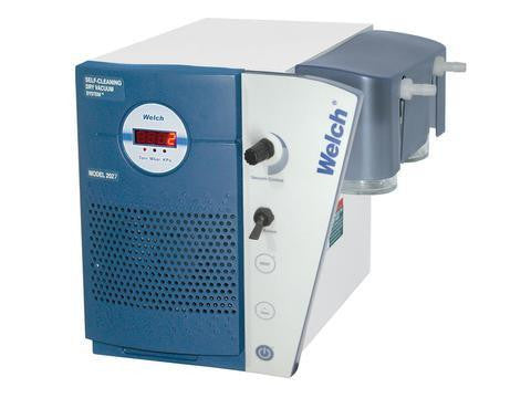 Self Cleaning Vacuum Pump