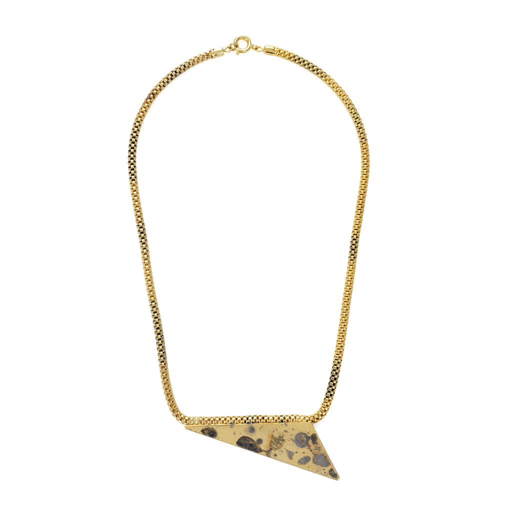 Acids razor edge necklace
