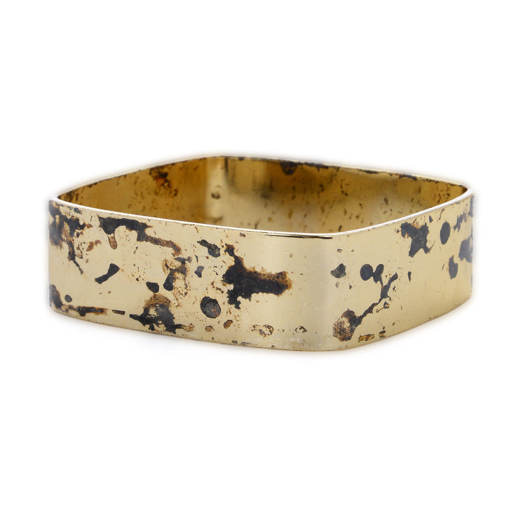 Acids square bangle