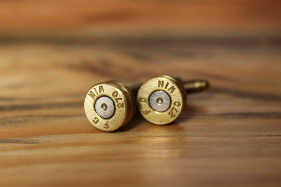 In the workshop - From the hill to your cuff, the story behind your bullet cufflinks
