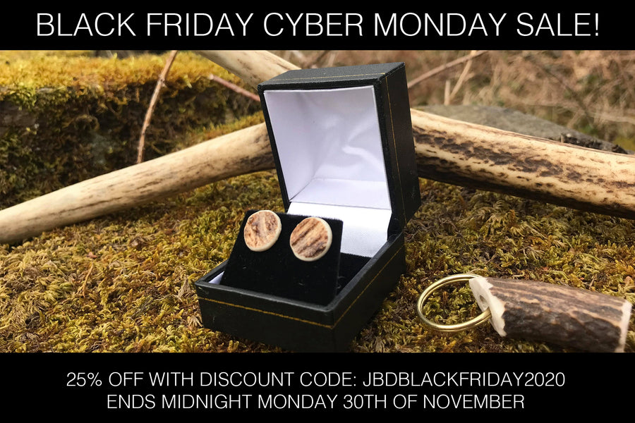 J Boult Designs launches it's own Black Friday Cyber Monday weekend sale!