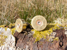 Load image into Gallery viewer, Shotgun Cartridge Cufflinks - J Boult Designs