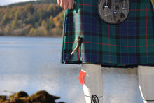 Load image into Gallery viewer, Red Deer Antler Kilt Pin - J Boult Designs