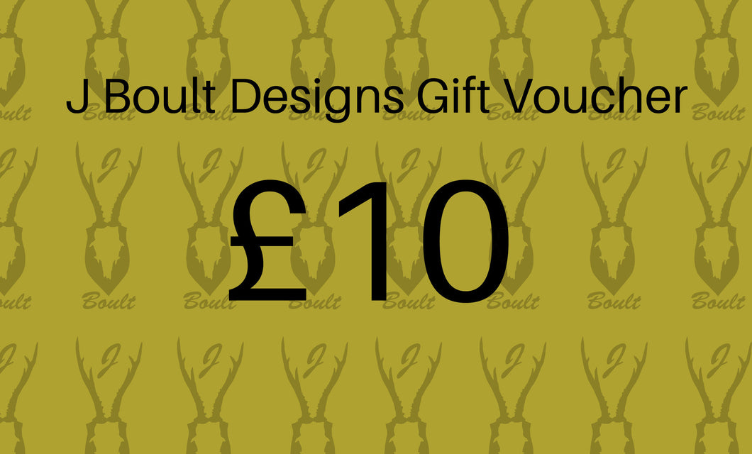 Gift Card-Digital - J Boult Designs