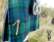 Load image into Gallery viewer, Roe Deer Antler Kilt Pin - J Boult Designs