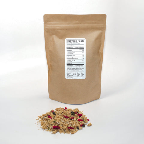 Sprouted Maple Granola