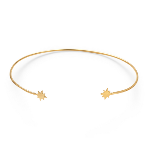 Seema Star Bracelet - Gold