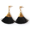Josie Earrings - Black