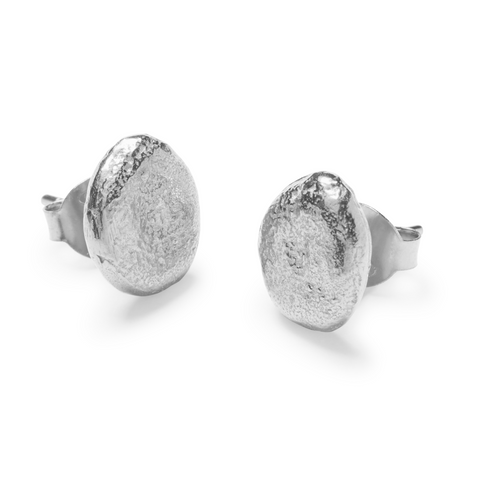 Jaya Earrings - Silver