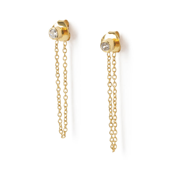 Fulki Earrings - Gold