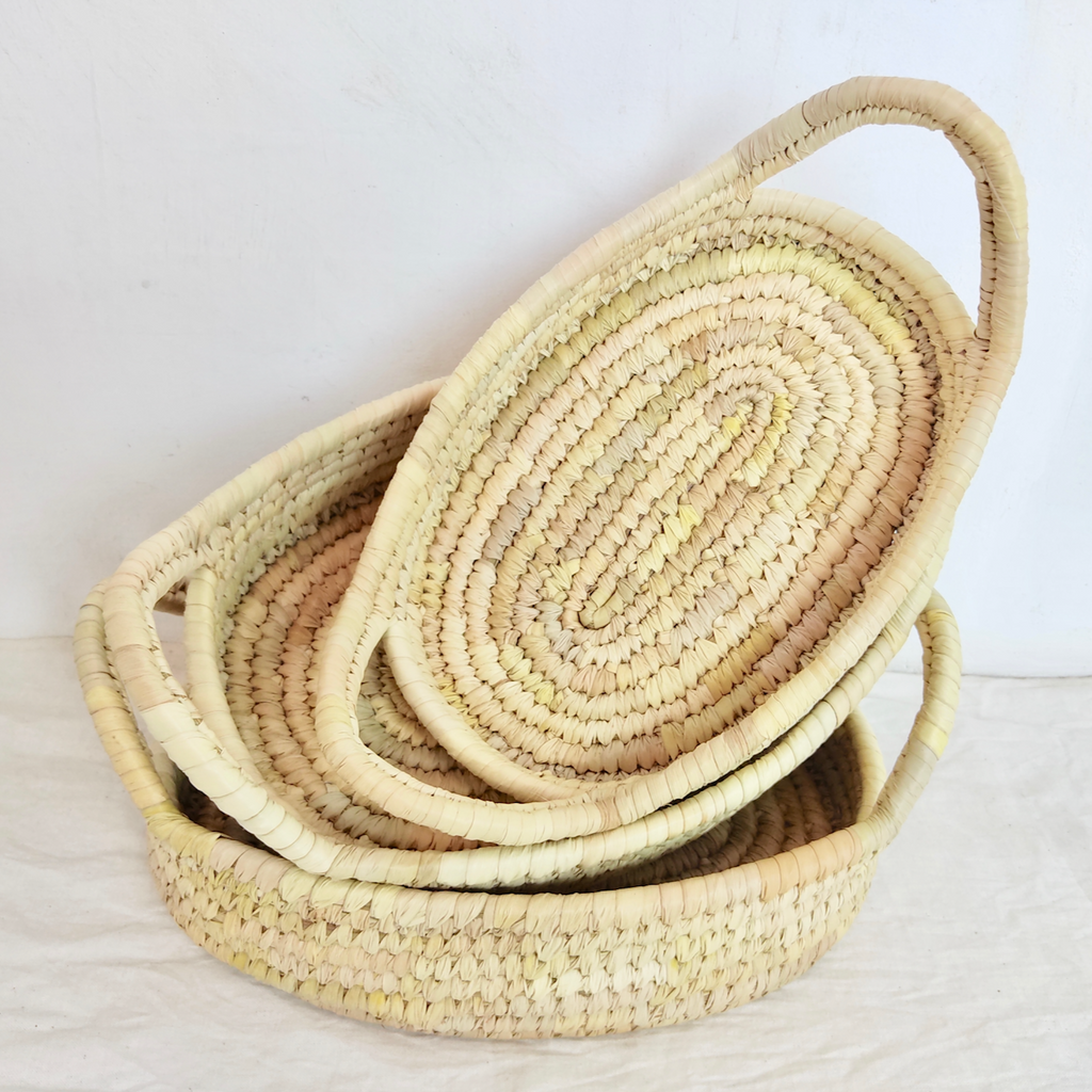 Handwoven Trays