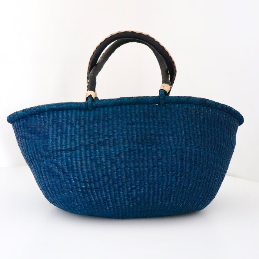Large Special Shopper - Blue