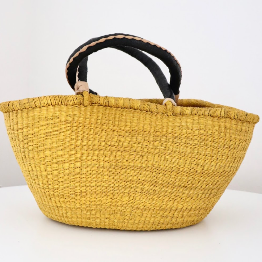 Large Special Shopper - Yellow