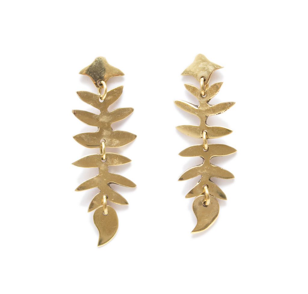 Laurel Drop Earrings
