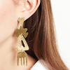 Comb Mobile Earrings