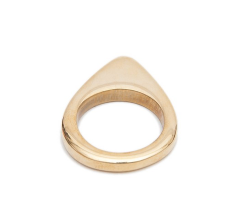Arrow Ring- Brass