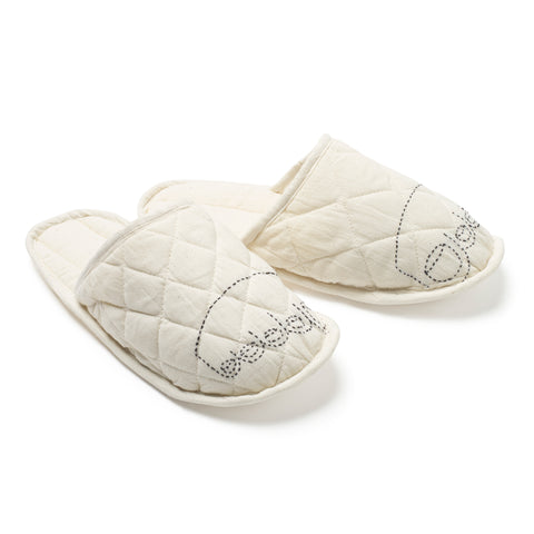 Cotton Slippers