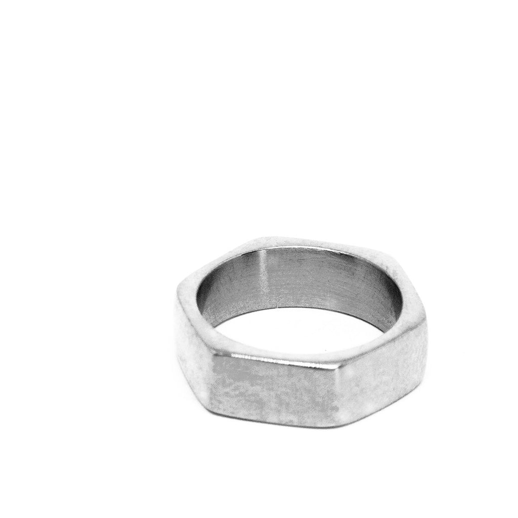 Hexagon Ring Aluminium