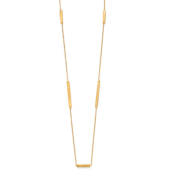 Madhu Necklace - Gold